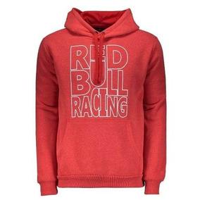 Moletom Red Bull Racing Original Vermelho 521702e266d