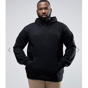 Moleton Moletom Plus Size Básico Camisa Pronta Entrega Swag