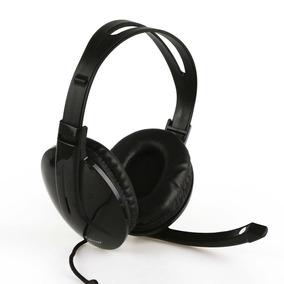 Fone De Ouvido Para Gamer Com Microfone Integado Proficional