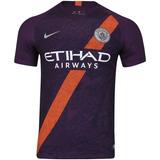 Camisa Manchester City Uniforme 3 - Esportes e Fitness no Mercado ... 400365bf2b0b5
