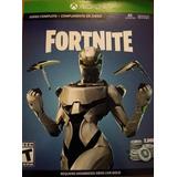 Fornite + 2000 Pavos + Salvar El Mund.. Xbox One Codigo...