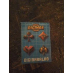 Digibaralho - Mini Baralho Digimon (completo!)