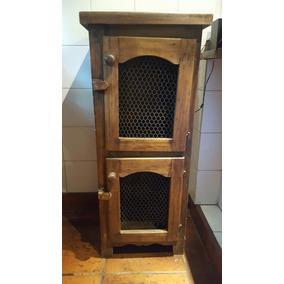 Mueble De Cocina Rustico Usados - Muebles, Usado de Cocina en ...