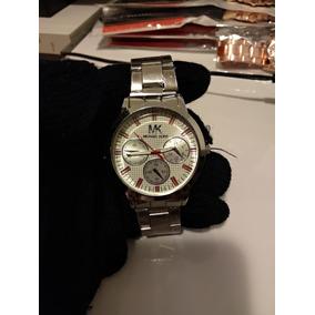 Relógio Mk Prata Barato - Joias e Relógios no Mercado Livre Brasil 400a11f77a