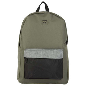 Mochila Billabong All Day Military Verde