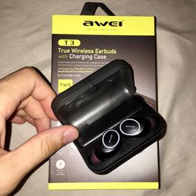 Fone De Ouvido Bluetooth Awei T3