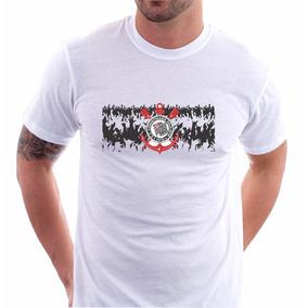 4572d40780 Camisa Antiga Gaviões Da Fiel Corinthians Bordada - Calçados