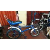 Bicicleta Chopper De Colección