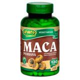 Maca Peruana Com Vitaminas 550mg - 120 Cápsulas - Unilife