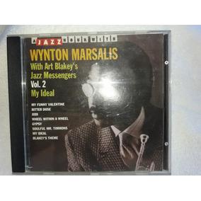 Cd Wynton Marsalis A Jazz With Art Blakey