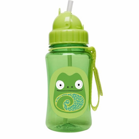 Botella Con Sorbito Para Niños Zoo Skip Hop Camaleon