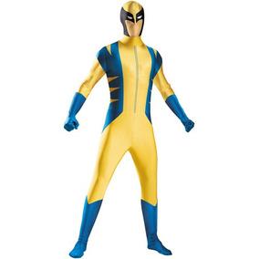 Disfraz De Wolverine Muscle De X Men Para Adulto. Dmh - Disfraces y ... ba51ce29e3ae