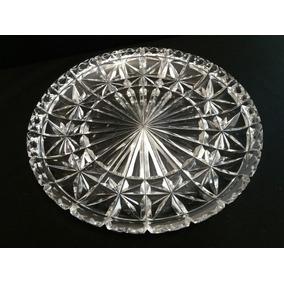 Antigo Centro Mesa Cristal Baccarat Maravihoso 31cm Munddibr