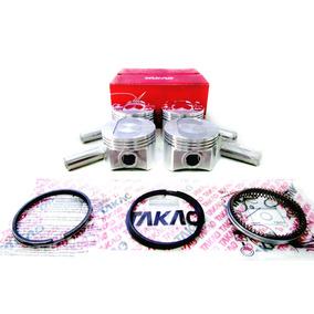 Jogo Pistao C/aneis 060 Uno/palio/siena 1.0 8v Fire Gasolina