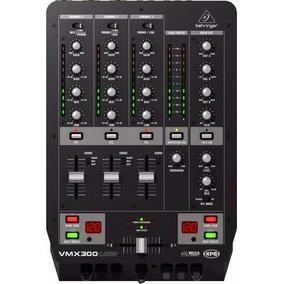 Mixer Behringer Vmx 300 Usb