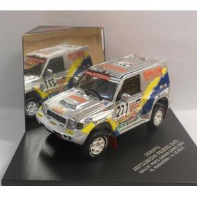 Mitsubishi Pajero Rally Dakar 2000 1:43 Jeep 4x4