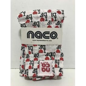 Boxer Naco I Love Df Yo Amo Al Df Calzoncillo Naco Es Chido