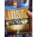 Blu-ray Lost 2ª Temporada Importado Com Luva