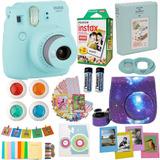 Fujifilm Instax Mini 9 Galaxy Camara Instantanea Accesorios