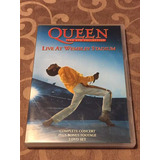 Dvd Doble Queen / Live At Wembley Stadium