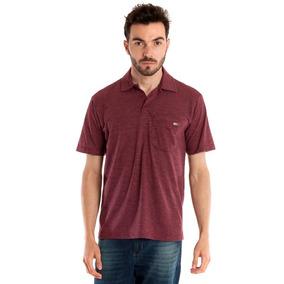 Camisa Polo Vinho - Pólos Manga Curta Masculinas no Mercado Livre Brasil b98db5924b1db