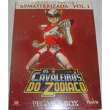 Box Dvd Original: Cavaleiros Do Zodíaco Série Clássica Vol.1