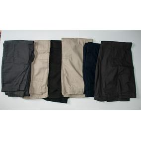 Pantalon Cargo Gabardina Y Algodon Uso Rudo Exelentes