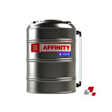 Tanque Agua Acero Inoxidable Affinity Home 1000 L Con Nivel