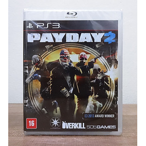 Payday 2 Ps3 Pay Day Ps3