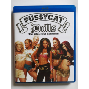 Bluray Pussycat Dolls Historical Collection Frete Grátis