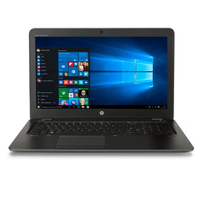 Notebook Zbook G4 7500u I7 8gb 256gb Hp