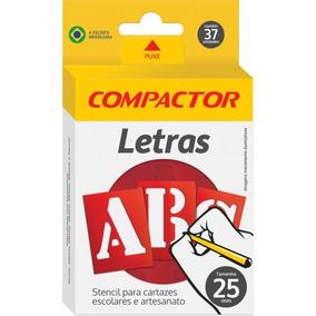 Letra Vazada Letras E Algarismos 25mm