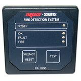 Xintex 1 Zone Fuego Detection & Alarma Panel