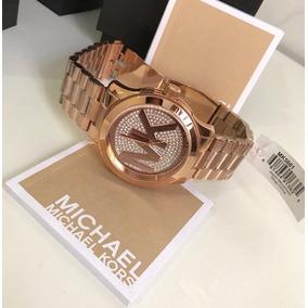 Relógio Michael Kors Dourado Mk-5661