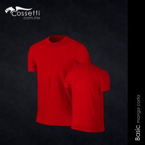 Camiseta Cuello Redondo Manga Corta Tecno Dri Cossetti a8ffcd6a501e7