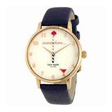 Kate Spade New York De Las Mujeres Ksw1040 Metro Reloj Con B 5aaffc3c80c9