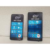 Paquete Duo Telefonos Celulares Sky