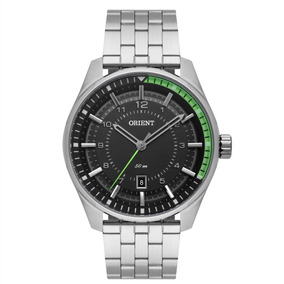 Relógio Orient Analógico Cronógrafo Masculino Mbss1330 Pfsx
