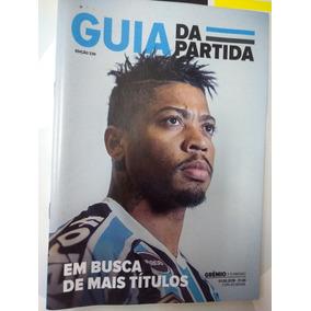 Guia Da Partida 230 - Grêmio X Flamengo - 2018