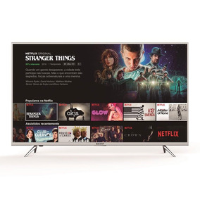 Smart Tv Led 55 Polegadas Semp Toshiba Tcl K1 Ultra Hd 4k Hd