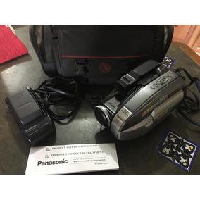 Filmadora Panasonic Palmcorder Vhsc