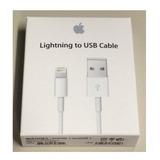 Cable Lightning Original iPhone 6, 6plus, 5s *somos Tienda