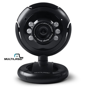 Camera Webcam Multilaser Wc045