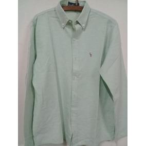 Camisa Verde Esmeralda - Ropa y Accesorios 1ab643460ff94