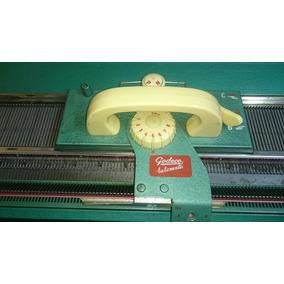 Antigua Maquina De Tejer Godeco 200 Agujas
