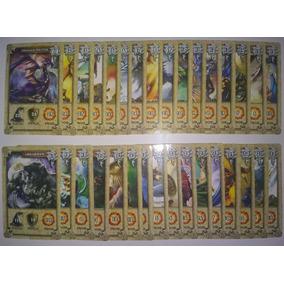 Elma Chips Tazos Incompleta Com 29 Cards Dracomania Aberto 8