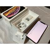 iPhone Xs Max 256gb Gold - Garantia Até Out/2019