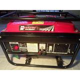 Planta Generador Electrico A Gasolina 3500w Marca Run