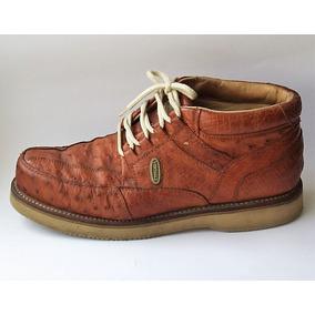 Zapatos Botín Verthali Piel Exótica Núm. 28 Mex Usado