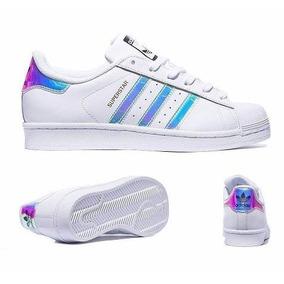 ef944f8b529b7 Tenis Holografico Tamanho 36 - Adidas para Masculino no Mercado ...